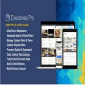 افزونه Directories Pro برای وردپرس