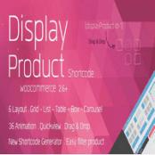 افزونه Display Product برای ووکامرس