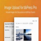 افزونه Image Upload برای bbPress Pro