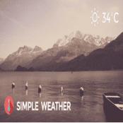 افزونه Simple Weather برای وردپرس