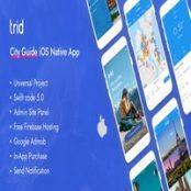 سورس کد Trid برای ios