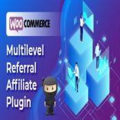 افزونه WooCommerce Multilevel Referral Affiliate