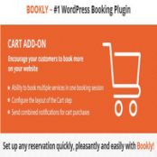 ادآن Bookly Cart