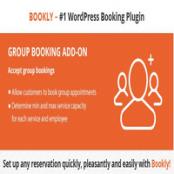 ادآن Bookly Group Booking