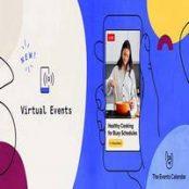 افزونه Virtual Events برای وردپرس