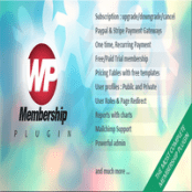 افزونه WP Membership  برای وردپرس
