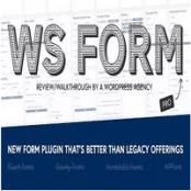 افزونه WS Form PRO برای وردپرس