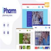 قالب IPharm برای وردپرس