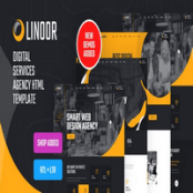 قالب Linoor برای وردپرس
