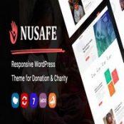 قالب Nusafe برای وردپرس