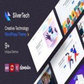 قالب Silvertech برای وردپرس