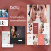 قالب TouchUp برای وردپرس