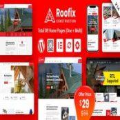 قالب Roofix راست چین برای وردپرس