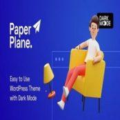 قالب Paper Plane راستچین برای وردپرس